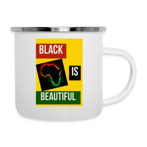 Black Is Beautiful - Camper Mug