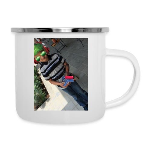 fernando m - Camper Mug