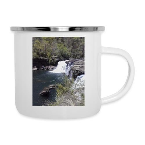 LRC waterfall - Camper Mug