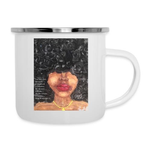 Song of Solomon 1:5 - Camper Mug