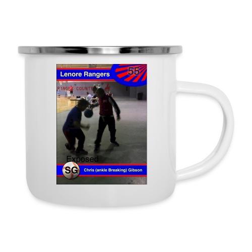 Basketball merch - Camper Mug
