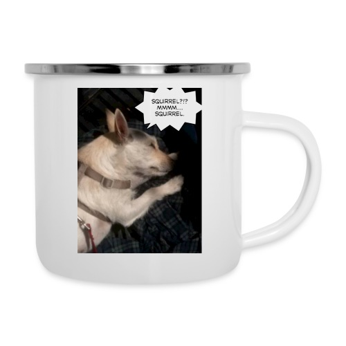 Dreaming of squirrel - Camper Mug