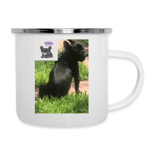 french bulldog - Camper Mug