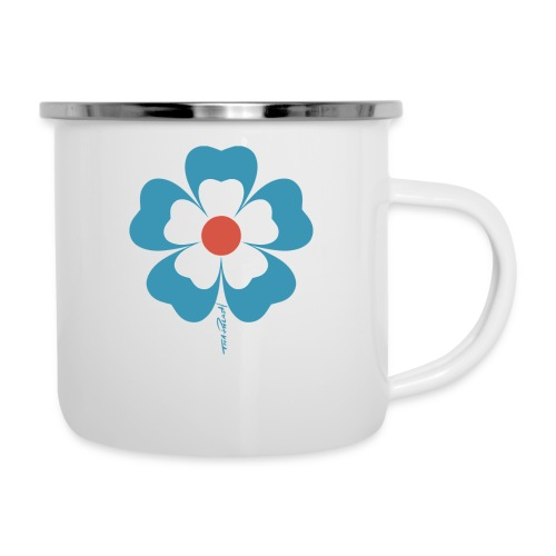 flower time - Camper Mug