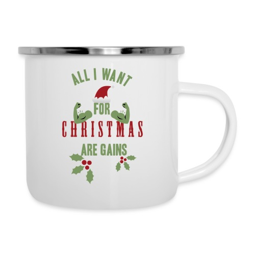 All i want for christmas - Camper Mug