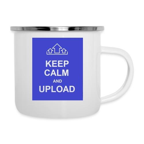 RockoWear Keep Calm - Camper Mug