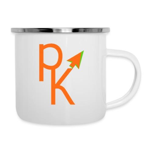 Plusklix Logo - Camper Mug