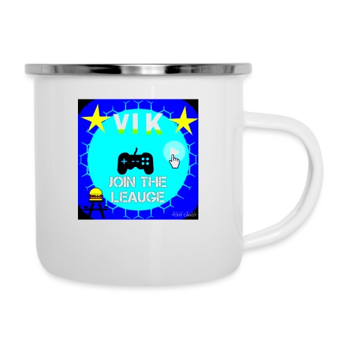 MInerVik Merch - Camper Mug