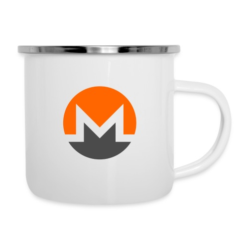 Monero crypto currency - Camper Mug