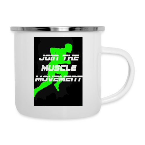 muscle movement - Camper Mug