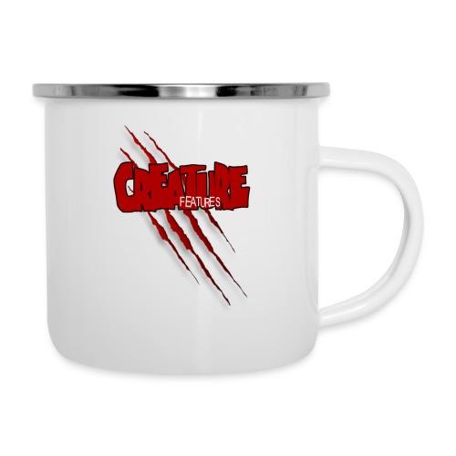Creature Features Slash T - Camper Mug