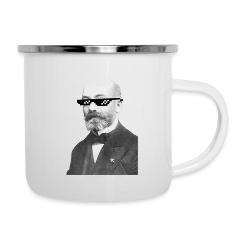 Zamenhof Shades (BW) - Camper Mug