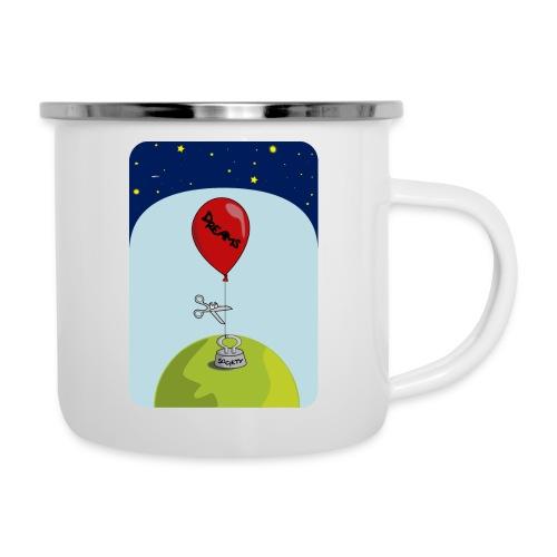 dreams balloon and society 2018 - Camper Mug