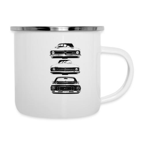 monaro over - Camper Mug