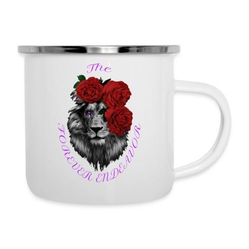 The Forever Endeavor - Camper Mug