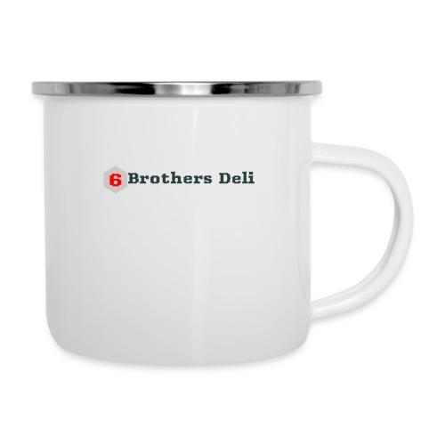 6 Brothers Deli - Camper Mug
