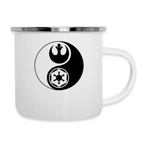 Star Wars Yin Yang 1-Color Dark - Camper Mug
