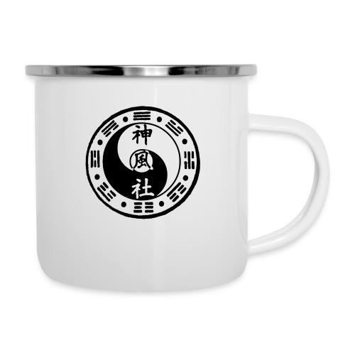 SWC LOGO BLACK - Camper Mug