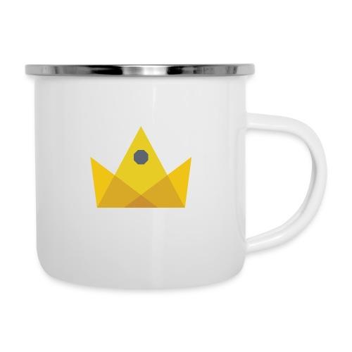 I am the KING - Camper Mug