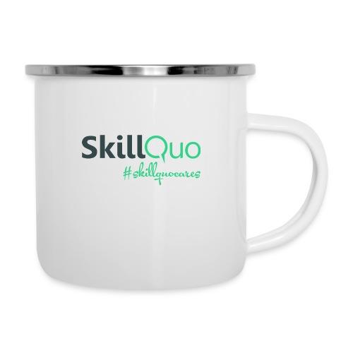 #Skillquocares - Camper Mug