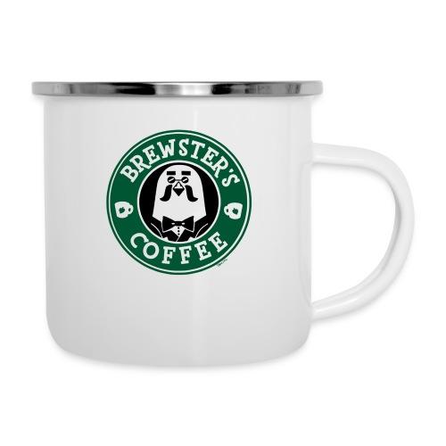 Brewster's Coffee - Camper Mug