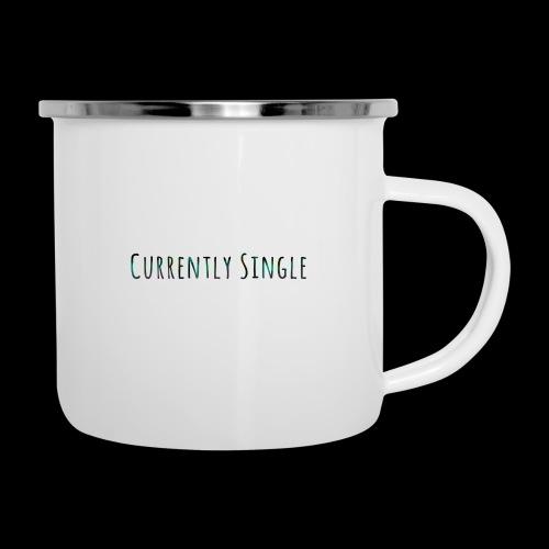 Currently Single T-Shirt - Camper Mug