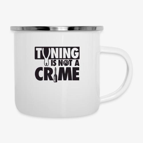 Tuning is not a crime - Camper Mug