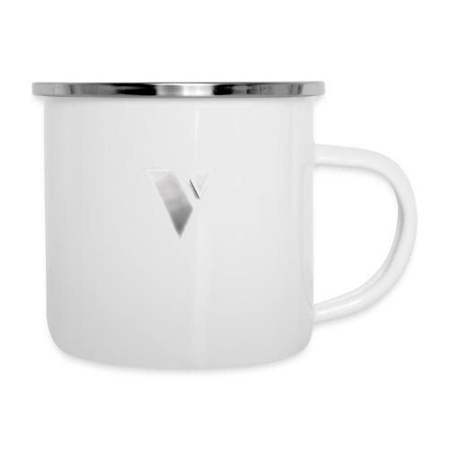 virtual merch logo - Camper Mug