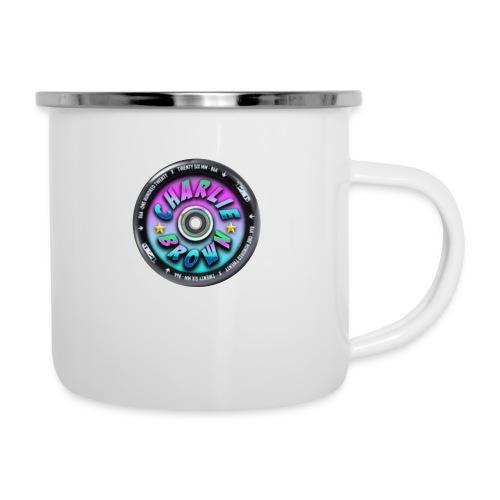 Charlie Brown Logo - Camper Mug