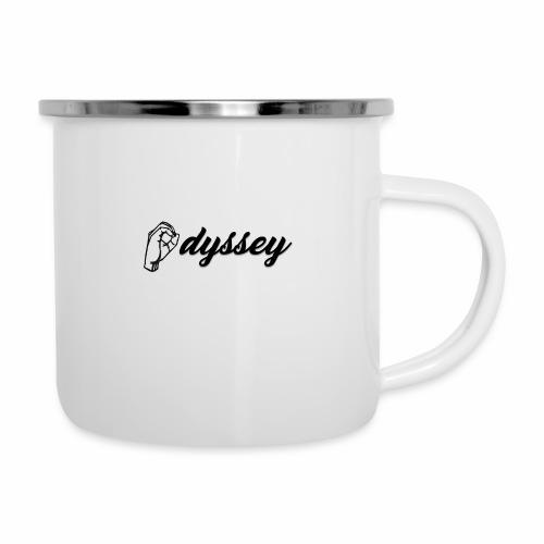 Hand Sign Odyssey - Camper Mug