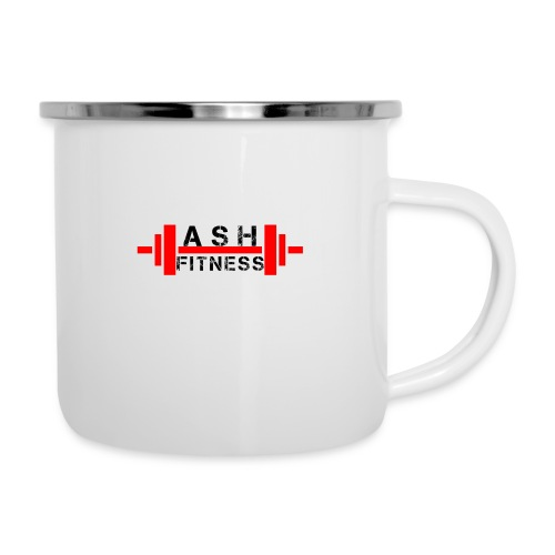 ASH FITNESS MUSCLE ACCESSORIES - Camper Mug