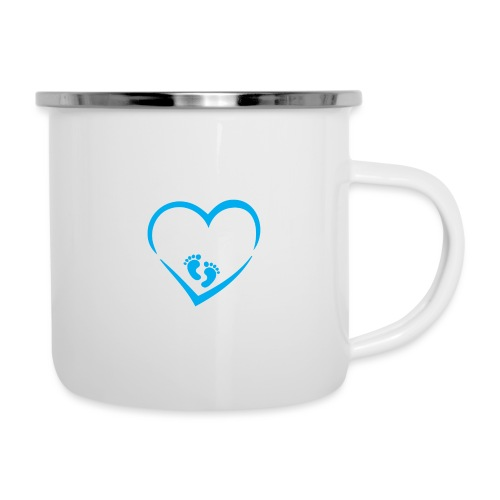 Baby coming soon - Camper Mug