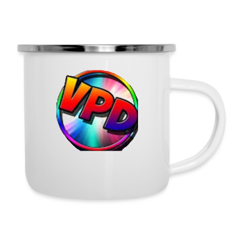 VPD LOGO - Camper Mug