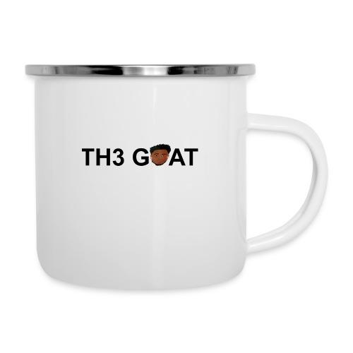 The goat cartoon - Camper Mug