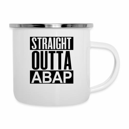StraightOuttaABAP - Camper Mug