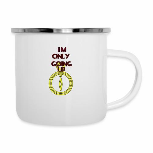 Im only going up - Camper Mug