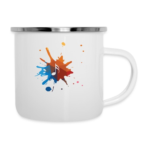 music - Camper Mug