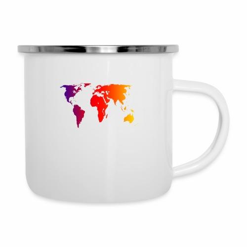 world - Camper Mug