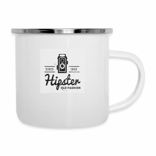 hipster4 - Camper Mug