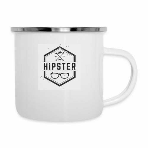 hipster3 - Camper Mug