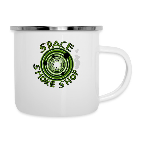 VIdeo Game Logo - Camper Mug
