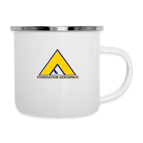 Federation Aerospace - Camper Mug