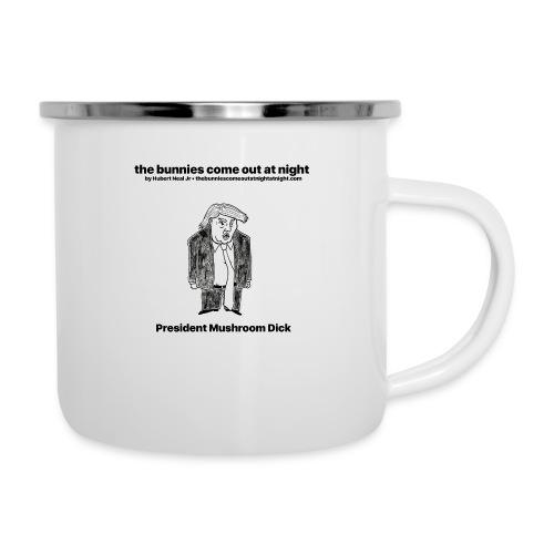 tbcoan Mushroom Dick - Camper Mug