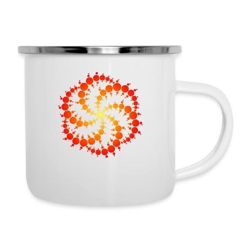 Crop circle - Camper Mug