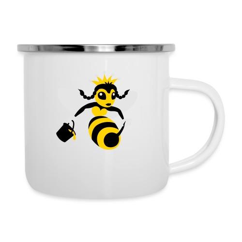Queen Bee - Camper Mug
