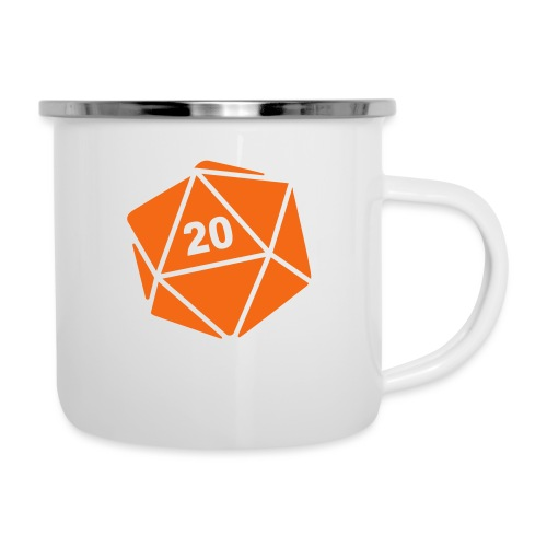 D20 Winter Toque - Camper Mug