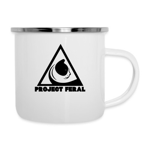 Project feral fundraiser - Camper Mug