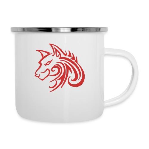 3d31c4ec40ea67a81bf38dcb3d4eeef4 wolf 1 red wolf c - Camper Mug