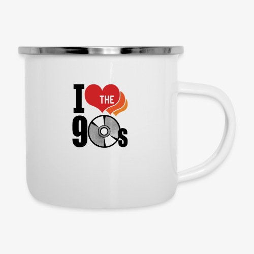 I love the 90s - Camper Mug