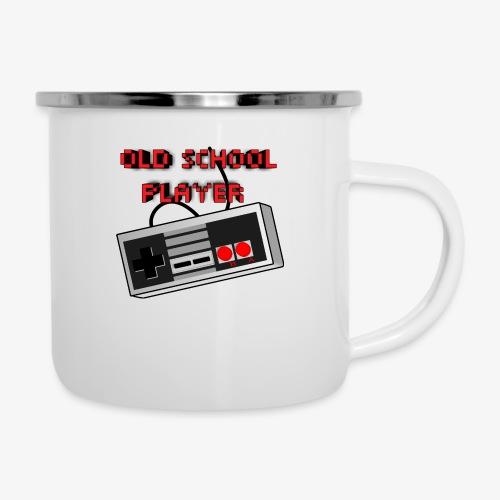 Old School Player - Camper Mug